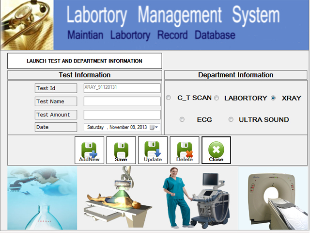 Laboratory Maintenance
